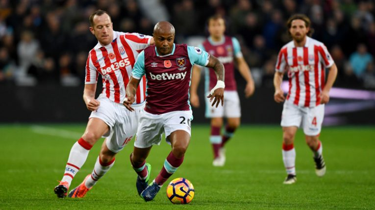 West Ham United - Stoke City