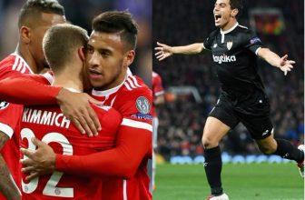 Je tu čtvrtfinále Ligy mistrů, favorit Bayern jede do Sevilly