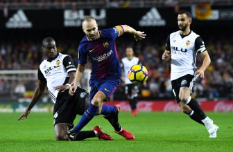 Třetí Valencie se chce na Camp Nou vytáhnout proti první Barce
