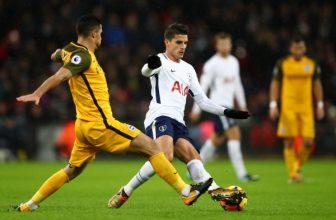 V týdnu se hraje vložené kolo PL. V úterý Brighton vs Tottenham