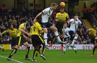 Menší londýnské derby mezi Tottenhamem a Watfordem v pondělí večer
