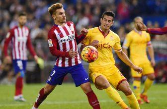 Sporting chce v Evropské lize zvrátit osud a Atletico Madrid vyřadit