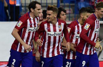 Atletico v Evropské lize vyzve přemožitele Plzně Sporting