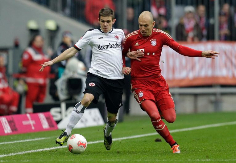 Bayern vs Frankfurt: Eintracht prověří v honu za poháry mistra BL