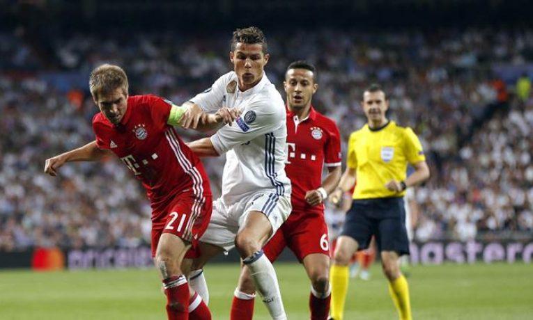 Bayern Mnichov - Real Madrid