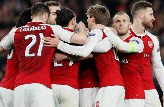 Arsenal si jede do Moskvy pojistit postup. Podaří se mu to?