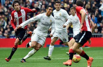Třinácté Bilbao se jede představit na San Bernabeu ke třetímu Realu