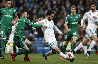Real se mezi dvěma semifinále Ligy mistrů utká v lize s Leganes