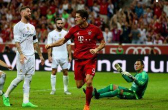 Bayern jede na Real otáčet nepříznivé semifinále Ligy mistrů