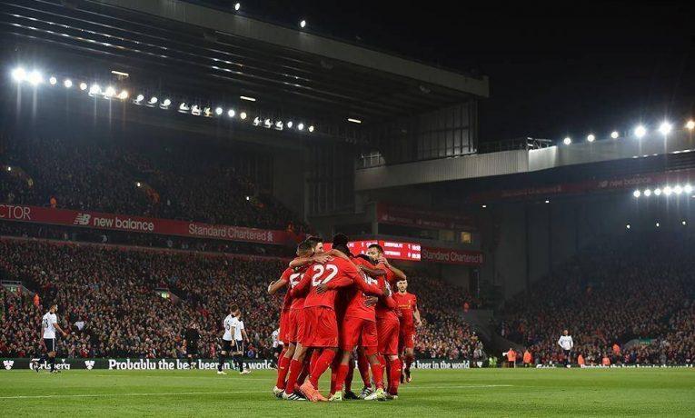 Liverpool - AS Řím
