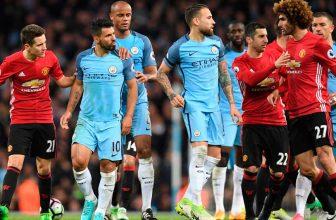 V manchesterském derby může být korunován nový král Premier League