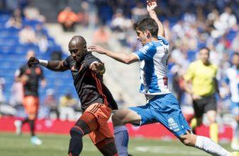 Čtvrtá Valencia chce doma tři body proti čtrnáctému Espanyol