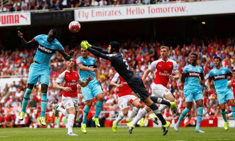 Arsenal - West Ham
