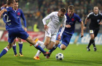 Slavia vs Karviná: Sešívaní mohou stáhnout Plzeň na 4 body