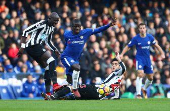 Chelsea jede na Newcastle vyhrát a čekat, jak dopadne Liverpool