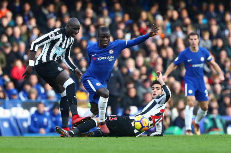 Newcastle United - Chelsea