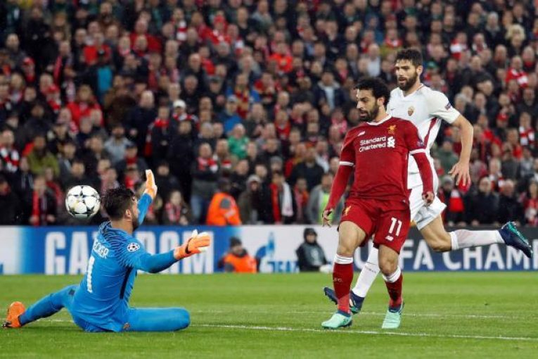 AS Řím - Liverpool FC