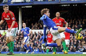Osmnáctý Southampton musí proti Evertonu maximálně bodovat
