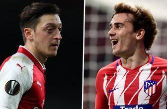 Atletico bude proti Arsenalu hájit slibný výsledek 1:1