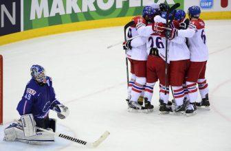 Nedělní hokejový nášup: Francie versus Česko