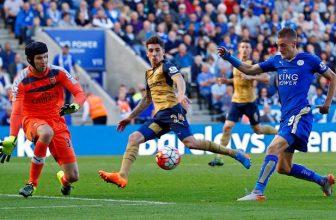 Leicester a Arsenal pomalu dokončují sezónu