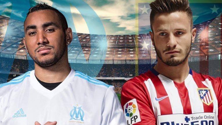Olympique de Marseille - Atletico Madrid