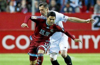 Osmá Sevilla v pátečním zápase hostí desátý Real Sociedad