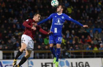 Zápas Sparta-Olomouc může zatočit s pořadím na pohárových příčkách