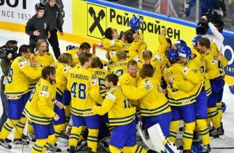 Dokážou Švédové obhájit zlatou medaili z MS v hokeji?