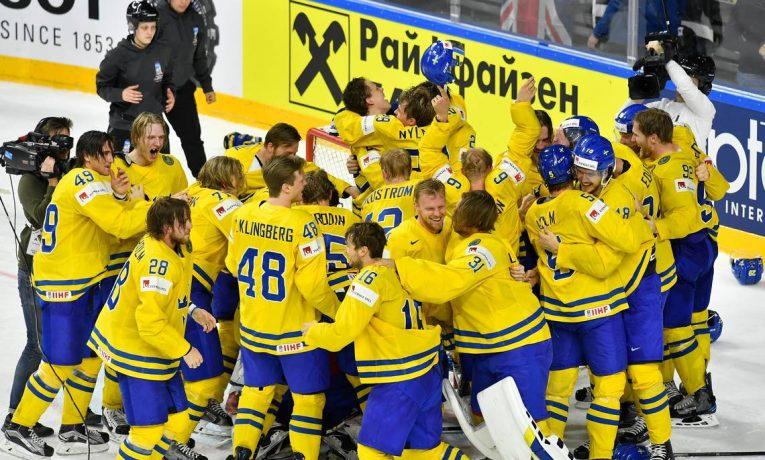 Švédsko na MS v hokeji 2018 budou obhajovat zlatou medaili. Podaří se mu to?