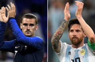 Osmifinále MS nám odstartuje hned se dvěma giganty: Francie – Argentina