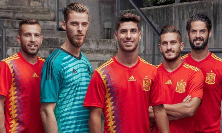 Irán - Španělsko