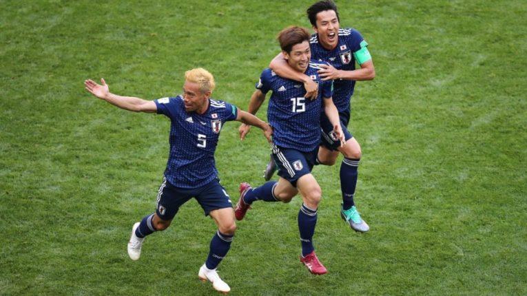 Japonsko - Senegal