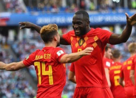Belgie - Tunisko