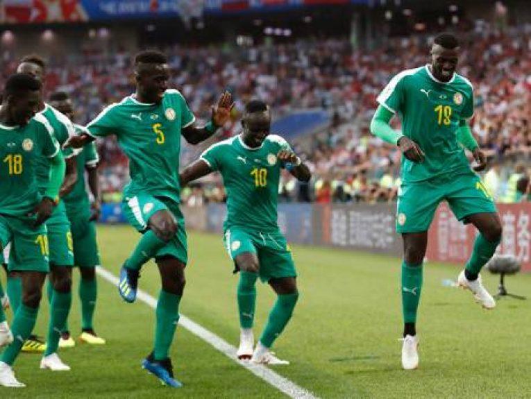 Senegal - Kolumbie