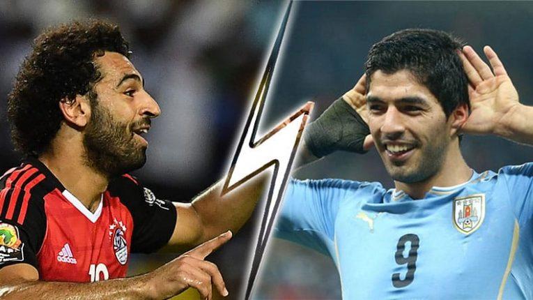 Egypt - Uruguay