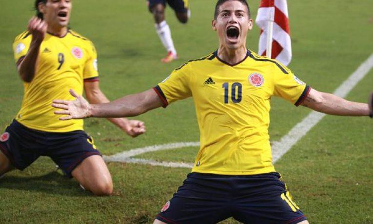 Kolumbie - Japonsko