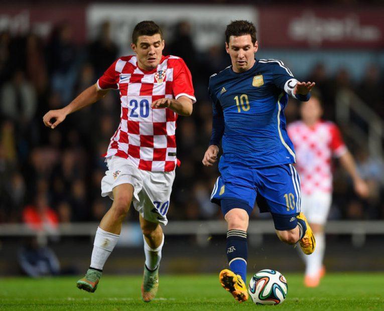 Argentina - Chorvatsko