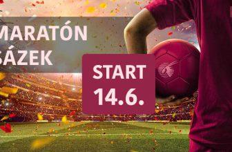 14.6. naskoč do všech maratonů sázek a získej garantované výhry a podíly z banků sázkových kanceláří