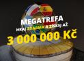 Speciální Fortuna Megatrefa pro MS 2018 slibuje výhru až 3.000.000,- Kč!