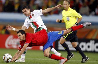Velké Pyrenejské derby jako páteční lahůdka: Portugalsko – Španělsko