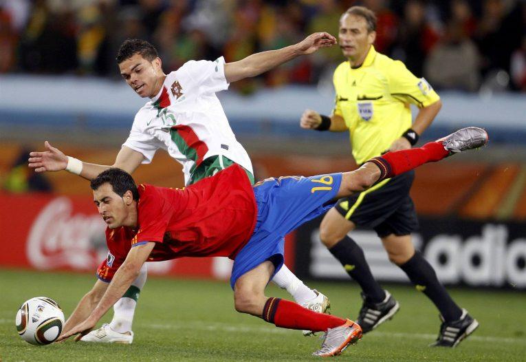Portugalsko - Španělsko