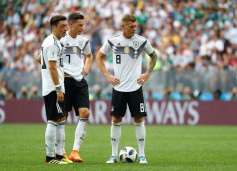 Německo - Švédsko