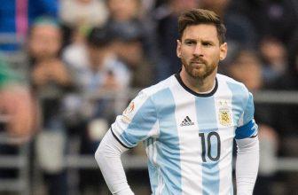 Messi a spol začnou proti Vikingům: Argentina – Island