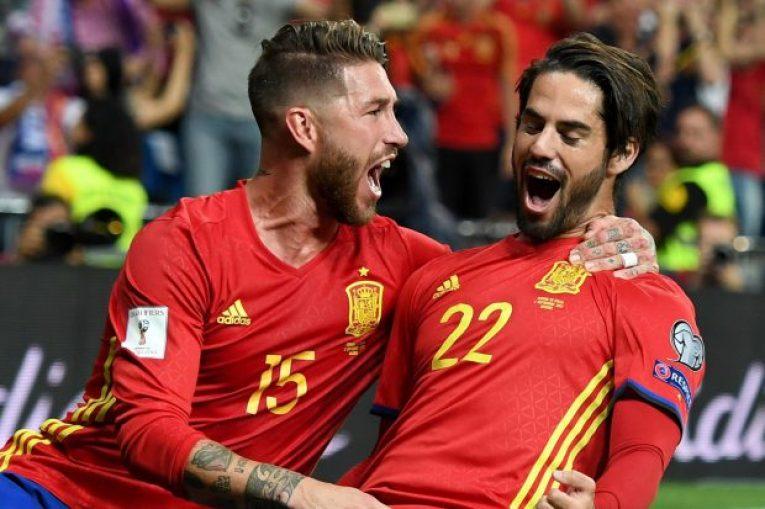 Španělsko - Maroko
