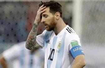 Messi může ještě Argentinu proti Nigérii zachránit: Nigérie – Argentina