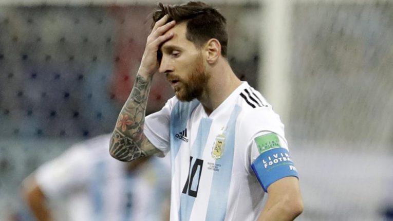 Nigérie - Argentina