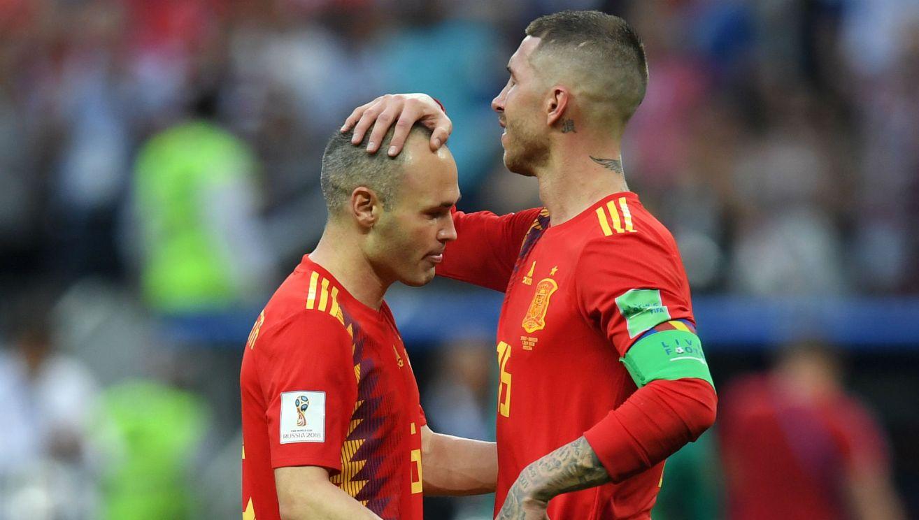Španělsko na MS skončilo, držení míče nedokázalo přetavit v gól