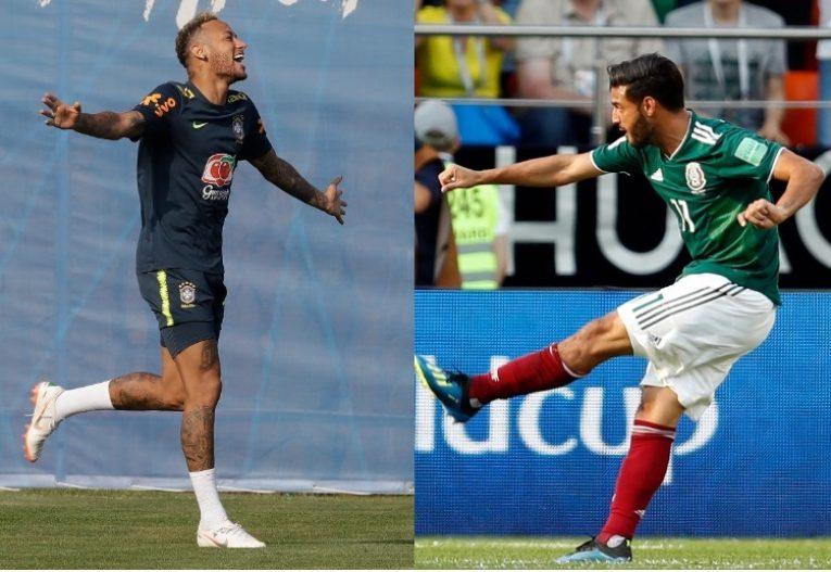 Brazílie - Mexiko