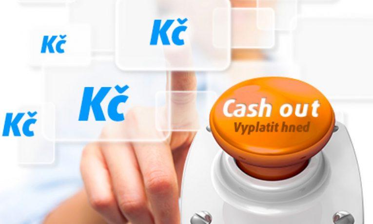 Základní cash out strategie sázení